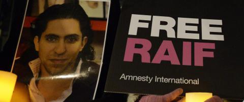 Frykter for livet til saudiarabisk blogger