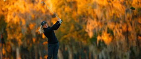 D�rlig start p� LPGA-turnering for Tutta