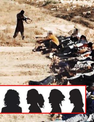 �IS-kvinnene er som cheerleadere�