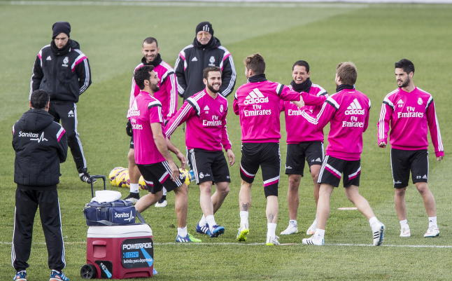 Real Madrid-stjernene om Martin �degaard: -Nydelig og elegant