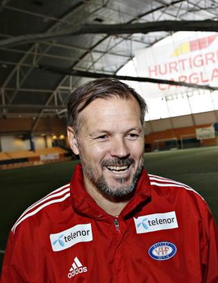 Ny islandsk spiss n�r overgang til V�lerenga