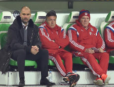 Hadde sluppet inn fire m�l p� 17 ligakamper. I kveld ble Bayern ydmyket