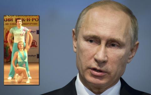 Putins fryktede motstander kan ha avsl�rt datteren verden ikke har sett f�r