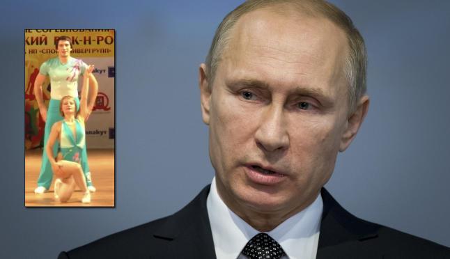 Putins mest fryktede motstander kan ha avsl�rt datteren verden ikke har sett f�r