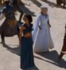 F�rste smakebit ny �Game of Thrones�-sesong. Er Daenerys i tr�bbel?