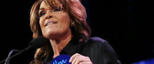 Hillary-st�ttespillere takker Sarah Palin etter at hun omtalte Obama som en bortskjemt, �forvokst gutt�