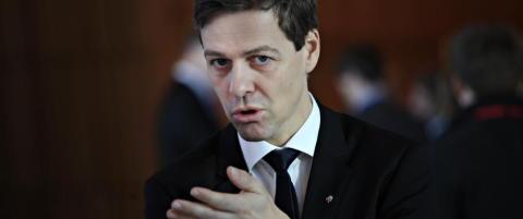 KrF uenig med H�yre, Frp og Venstre: Jo, det blir mer s�ndagsarbeid