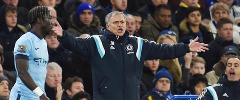 Mourinho har blitt �The Silent One�: Nekter � snakke med pressen