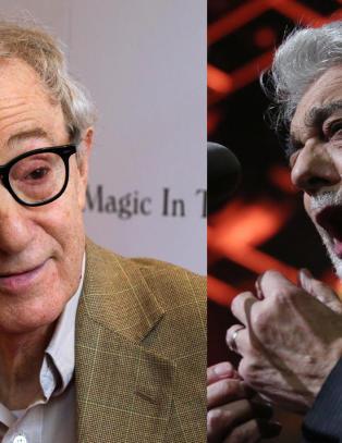 Woody Allen regisserer opera med Placido Domingo
