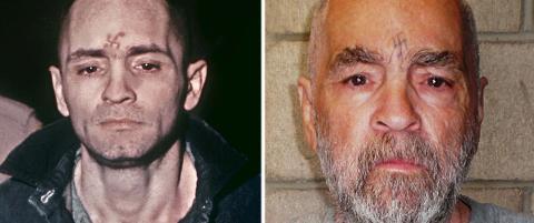 Seriedrapsmannen  Charles Manson (80) �nsker seg barn med kona (26)
