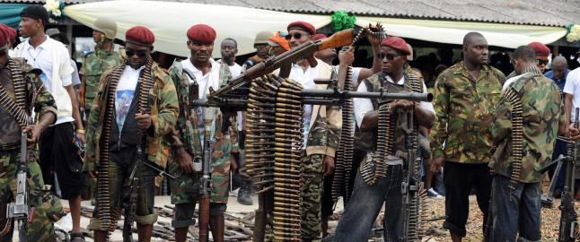 Full ordkrig rundt nigerianeren med norske marineskip