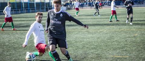 �degaards nye lagkamerater holdt norsk 1. divisjonsstandard