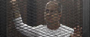 Fengslet Al Jazeera-journalist l�slatt av Egypt
