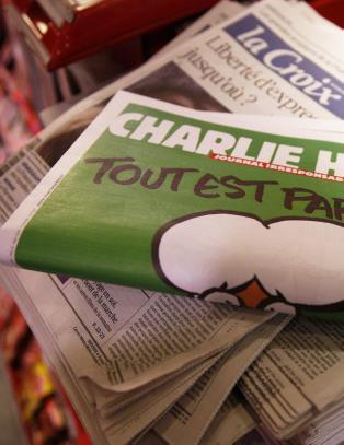 Ny utgave av Charlie Hebdo