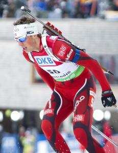 EM-bronse for de norske skiskyttergutta