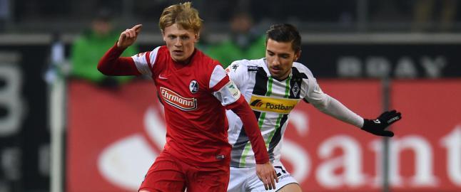 M�ller D�hli overbeviste i Freiburg-debuten