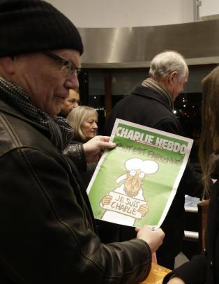 Charlie Hebdo har mangedoblet antall abonnenter