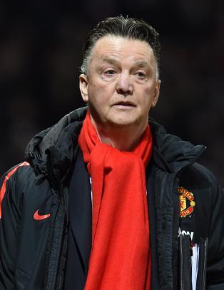 FA �pner disiplin�rsak mot van Gaal etter dommerkritikk