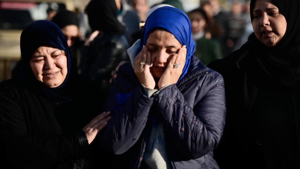 Rapport Fra Fn Barn Blir Korsfestet Og Begravd Levende