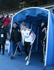 S� mange seere fikk TV 2 p� Martins debut i Real Madrid