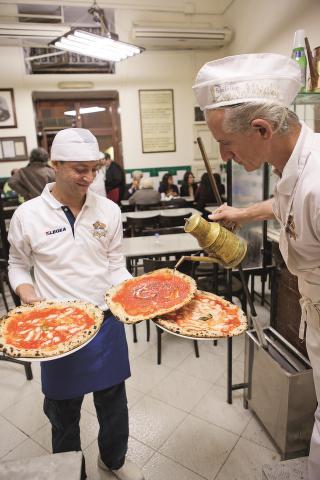 Lofthus pizza