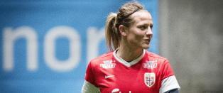 Norges kaptein om VM-motstander: - Jeg visste ikke at de hadde eget damelag
