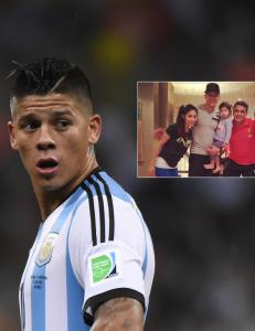 United-stjernes familie rystet: - De truet med pistol