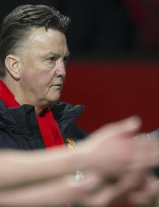 Seier ikke nok for Van Gaal: - Jeg likte det ikke