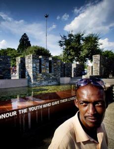 Ingen g�r uber�rte fra et m�te med den dystre historien om apartheid i Soweto