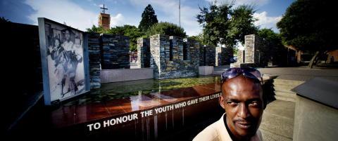 Ingen går uberørte fra et møte med den dystre historien om apartheid i Soweto
