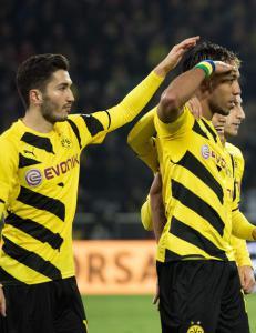 Dortmund fortsatte klatringen