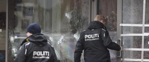Ny p�gripelse etter K�benhavn-angrepet
