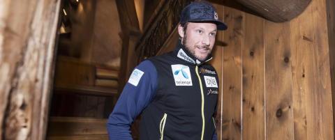Aksel Lund Svindal dropper resten av sesongen