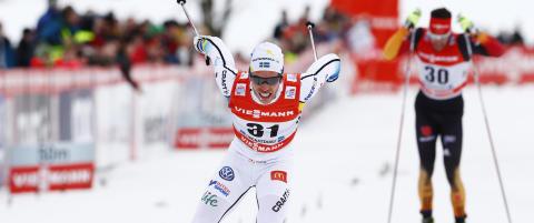 Svensk VM-varsku: - Ingen annnen nasjon kommer med bedre slipte ski