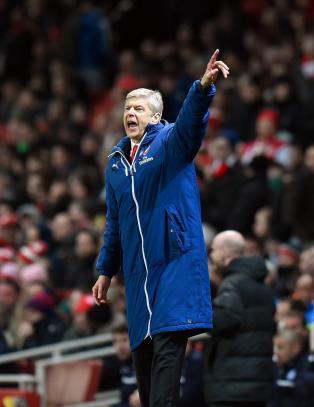 Arsenal m�ter United i FA-cupen
