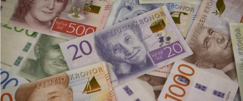 Svenskene skal brenne opp 78 milliarder kroner