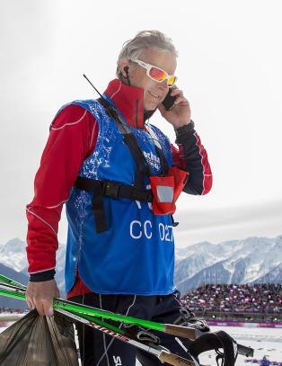 �ge Skinstad: - Veldig spesielt � slutte i Norges Skiforbund