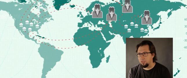 Verdens st�rste �bankran�:- Vi vet med stor sikkerhet at ingen norske banker ble hacket