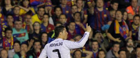 Barca-supportere etterforskes for Ronaldo-hets