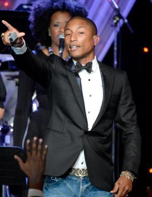 Pharrell Williams gj�r som Ylvis