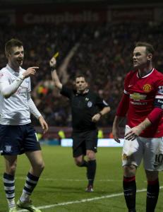 Hevder Rooney ba om unnskyldning for straffesparket