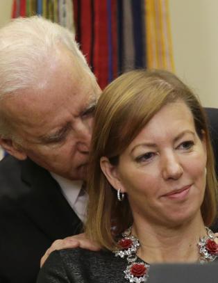 Hva gj�r du her da, Joe Biden?