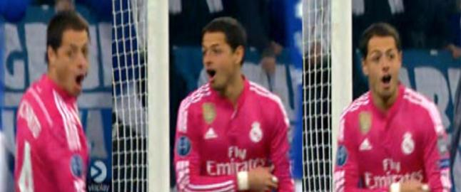 Denne scoringa fikk Real Madrid-spissen til � m�pe