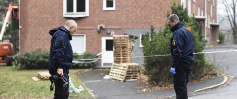 Svensk 16-�ring ringte ambulanse fordi han var skutt i hodet. - Jeg ble ikke trodd