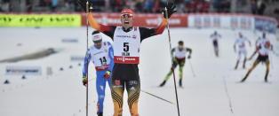 Norsk nedtur i kombi-langrennet. Klemetsen beste nordmann p� femteplass