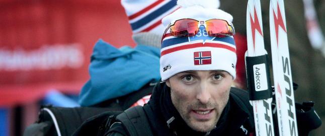 Magnus Moan tror han gikk to kilometer for langt i VM-l�pet