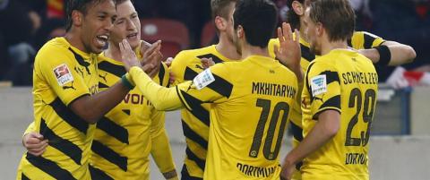 Dortmunds mareritt er over