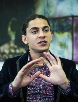 Yahya Hassan forst�r terrormistenkt danske
