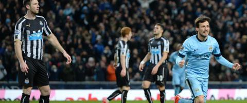 City lekte seg til seier etter Chelseas miss