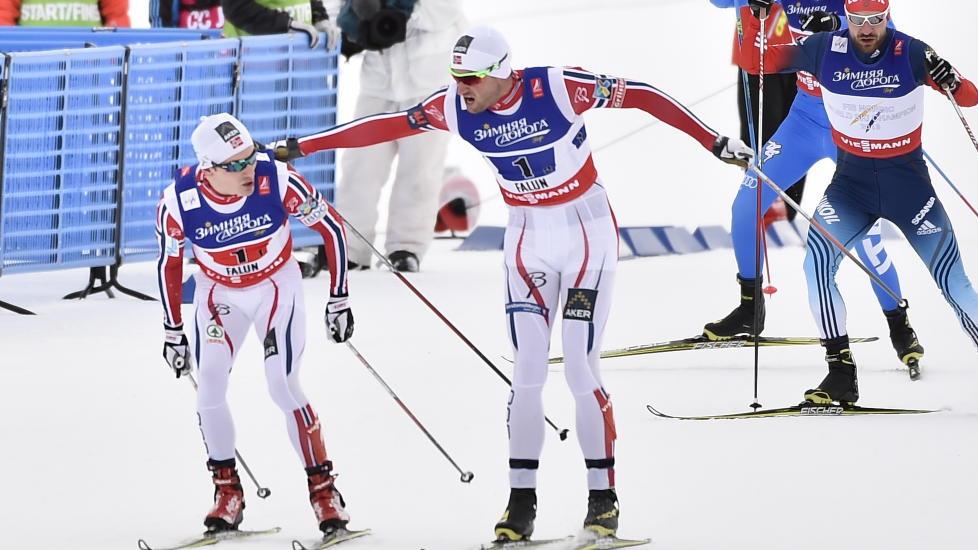 ski vm program